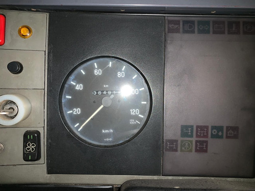 chasis mb 1614 lx carroceria termica mod. 1994