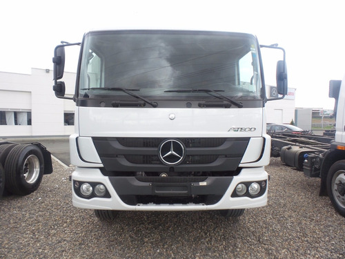 chasis mercedes atego 1726 0 kms
