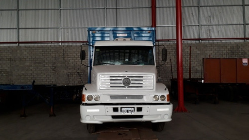 chasis mercedes benz 1218