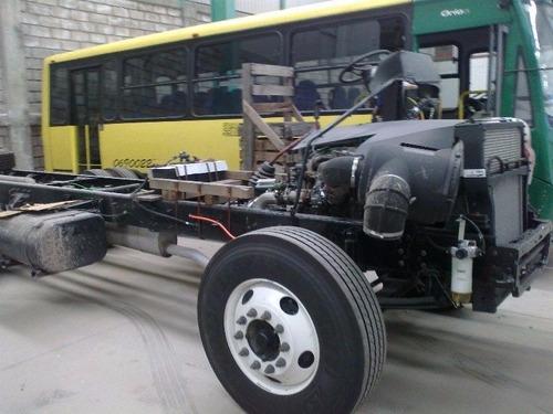 chasis microbus modelo 2015