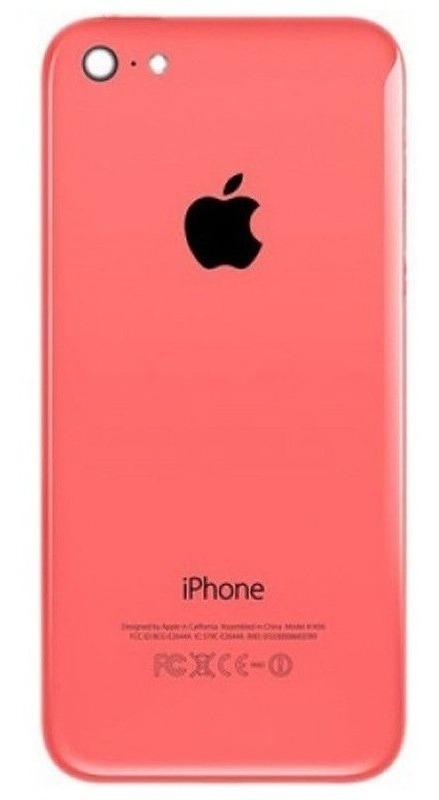 9650d25f25c Chasis Tapa Trasera Para iPhone 5c Rosa Con Kit Envío - $ 250.00 en ...