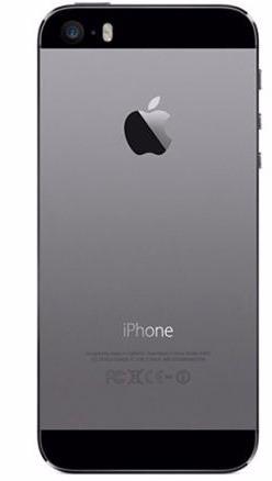 180109c856d Chasis Tapa Trasera Para iPhone 5s Negro Con Kit Envío - $ 250.00 en ...