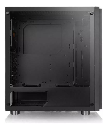 chasis thermaltake h100 tg vidrio templado caja gamer