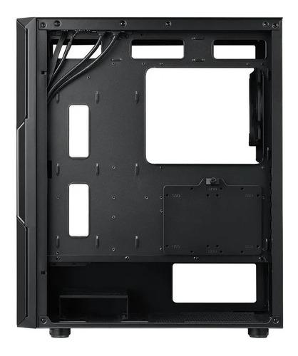 chasis xpg starker rgb negro caja atx