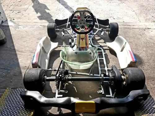 chasis zanardi full