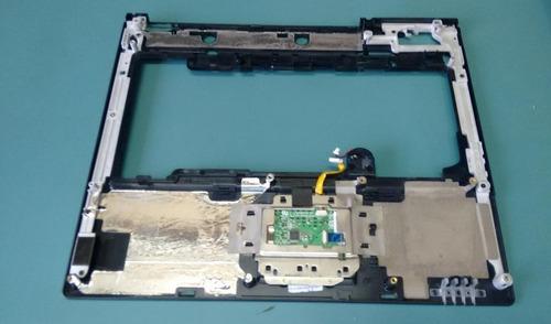chassi base do teclado notebook hp davos nx6110