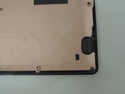 chassi base notebook compaq presario cq 18 usado