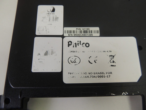 chassi base notebook  philco 14118d usado