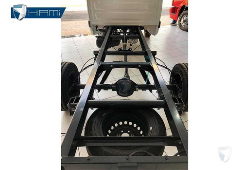chassi cabine iveco 30s13 daily city 2018 2019