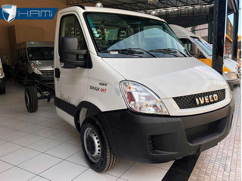 chassi iveco daily