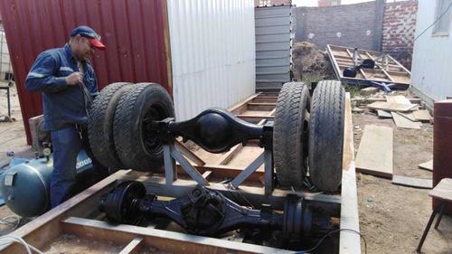 chata capacidad 3500 kg