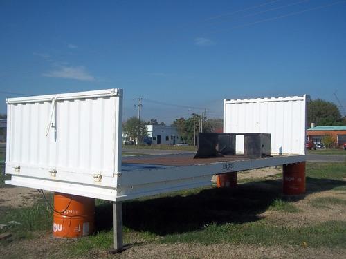 chata para camion adaptable para cualquier camion.