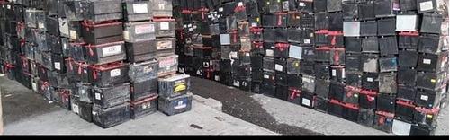 chatarra 730 baterías venta por lote