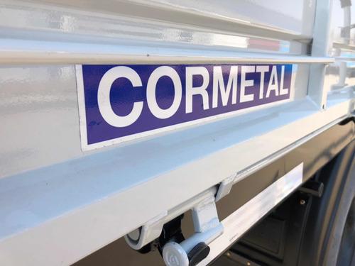 chatas cormetal okm.14,50 mts,ejes 2+1 direccional.d.fabrica