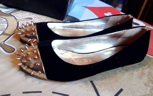 chatas zapatos taura nuevos talle 38