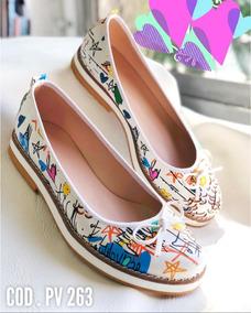 bfb3fa83 Chatitas Woodland 24 Hs Sin - Zapatos de Mujer en Mercado Libre ...