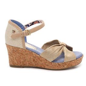 05778d66 Tommy Hilfiger Zapatos Taco Chino Exclusivos Mujer - Zapatos en ...