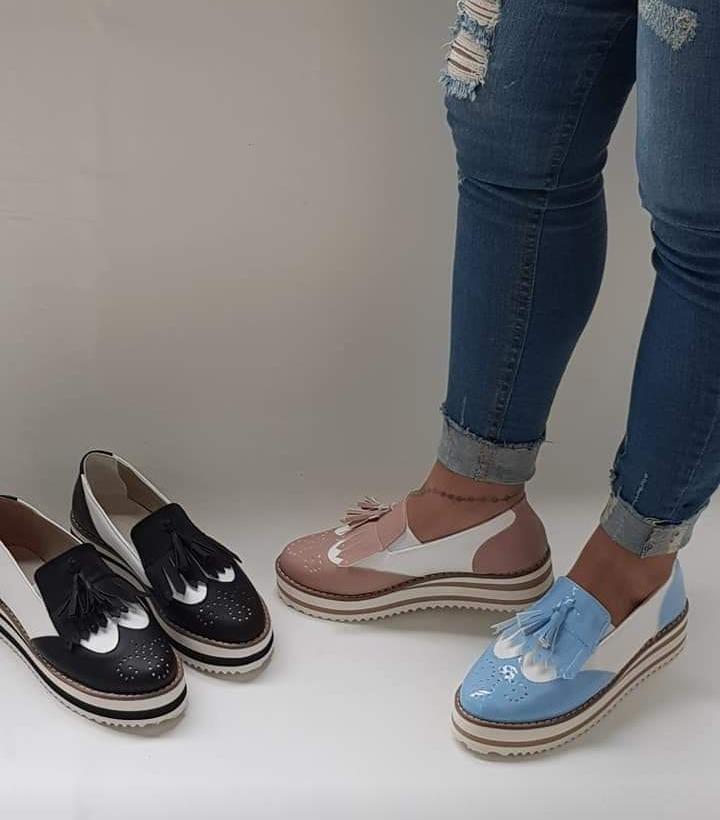 4b28c04d chatitas balerinas mocasines mujer zapatos taco bajo moda. Cargando zoom.