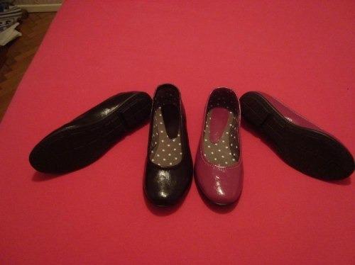 chatitas-ballerinas charoladas violetas nº35 e.gratis-foto 2
