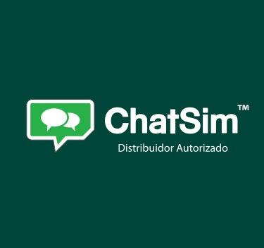 chatsim: chip para usar whatsapp ilimitado en 150 países
