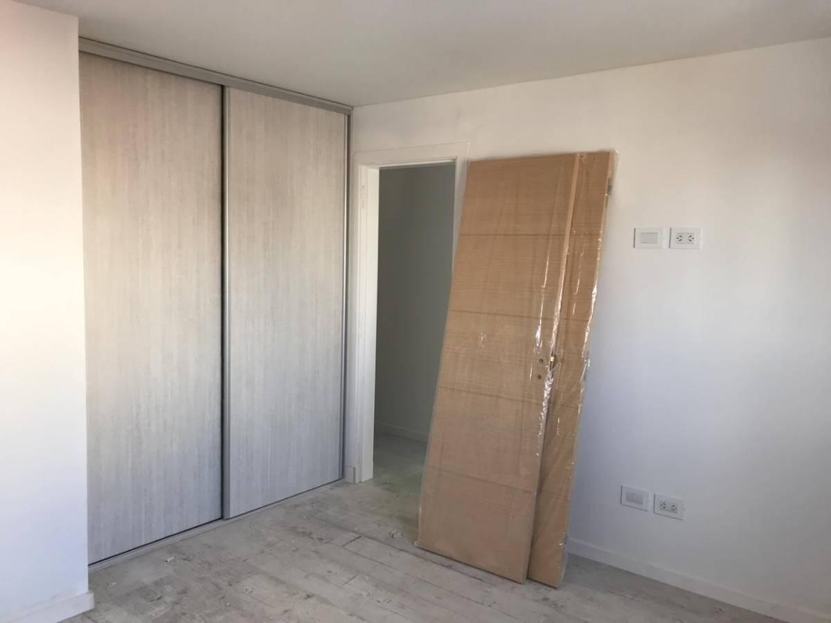 chauvin 2 ambientes a estrenar con cochera cubierta
