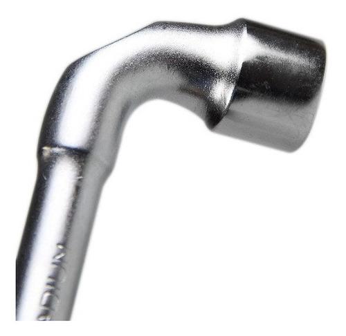 chave biela tipo l com boca vazada 17 mm-gedore-25pk17