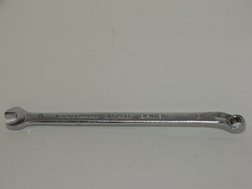 chave boca - estrela combinada bachert 6 mm frete gratis