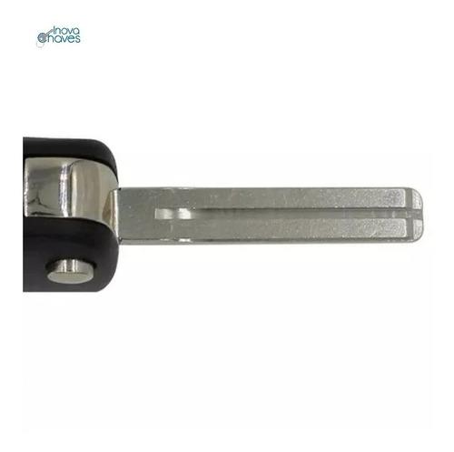 chave canivete hyundai i30  azera vera cruz carcaça da chave