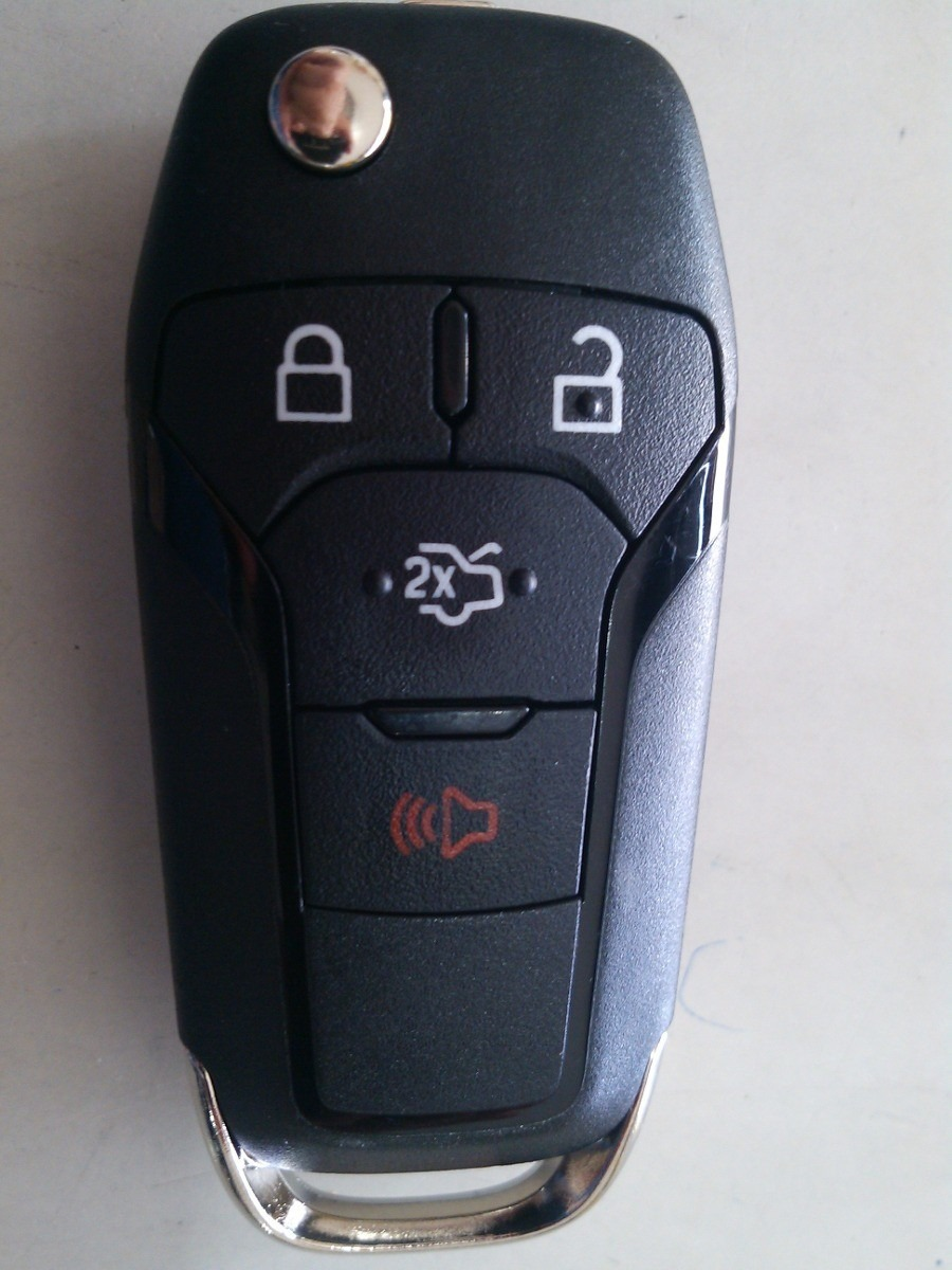 Chave Canivete New Fiesta Ka Novo Completa R 179 00 Em