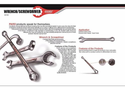 chave combinada mit com catraca pard 14mm 9/16 e18 c79414