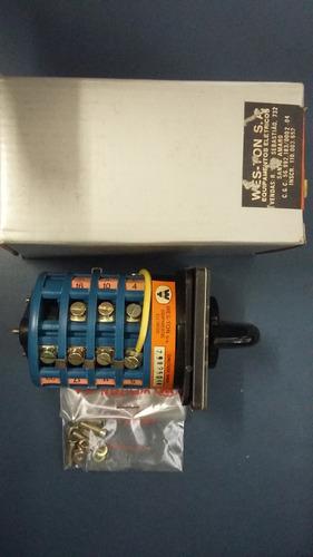 chave comutadora 12p 660v 16a