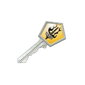 chave da caixa espectral cs-go