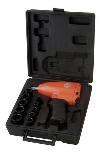 chave de impacto parafusadeira pneumática arprex fp107 1/2 p