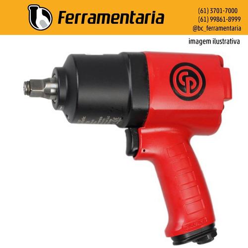 chave de impacto pneumática 1/2 cp 7736 chicago pneumatic