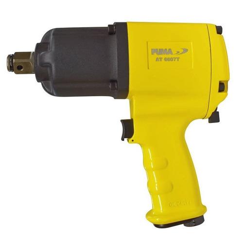 chave de impacto pneumática 3/4'' c/soquete at-6607tk puma