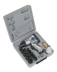 chave de impacto pneumatica parafusadeira industrial maleta