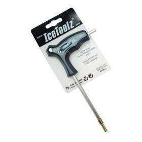 Chave De Raio Ice Toolz Para Niple Cabeça Quadrada 3.2mm