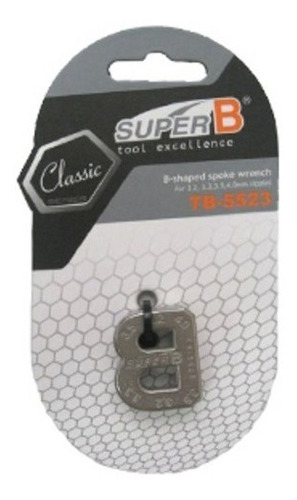 chave de raio super-b tb-5523 formato b
