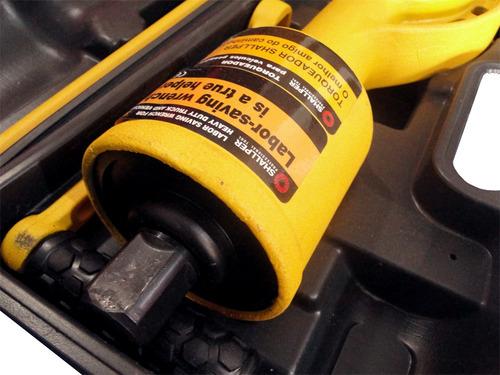 chave de roda desforcímetro 795 kgf maleta com 2 soquetes