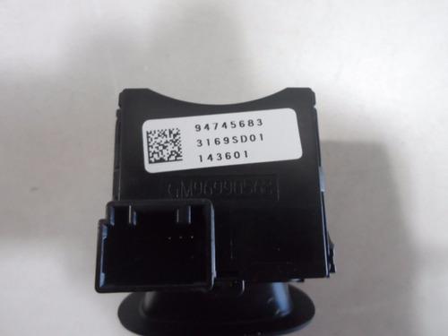 chave de seta cobalt ltz 2014 c/ computador de bordo orign.