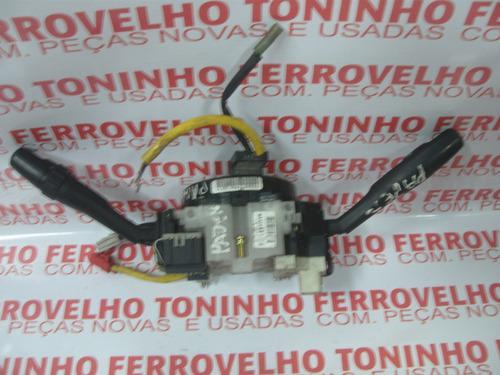 chave de seta e limpador c/ cinta de airbag pagero sport