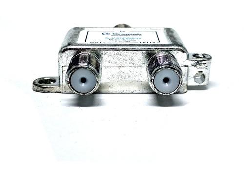 chave divisora satélite alta frequência 2x1 dois pontos