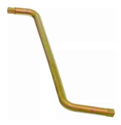 chave encaixe quadrado de 8x10mm para bujão de óleo renault
