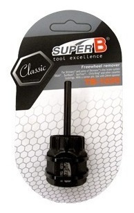 chave extrator cassete k7 c/ pino s/ cabo super b tb 1020