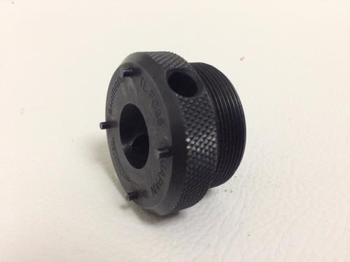 chave extrator saca shimano de pedivela xtr m-970 original