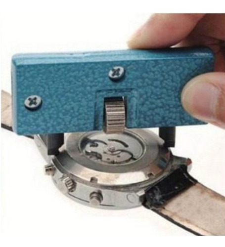 chave ferramenta para abrir fundo tampa de relógio até 58mm
