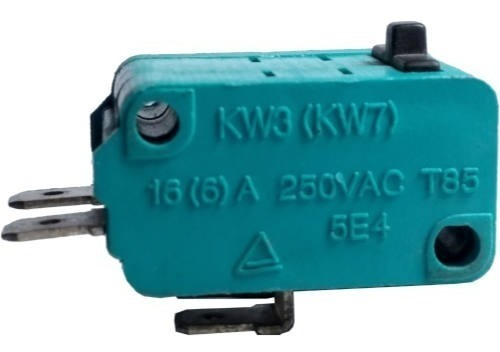 chave fim curso dupla micro switch 11-7-80 - 6a 250v kw3 kw7