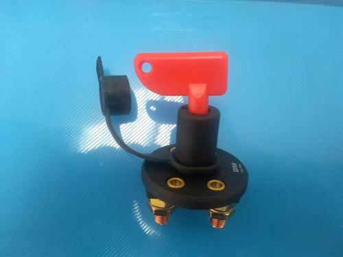chave geral corta corrente auto com tampa e chaves soltas
