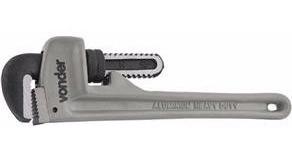 chave grifo 12 vonder americana  alumínio