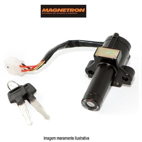 chave ignição magnetron cg titan 150 ks es esd sport até 08